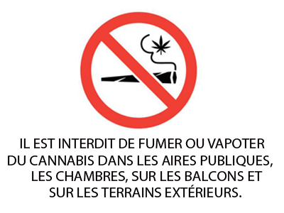 Interdiction cannabis